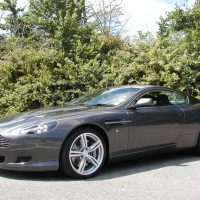 ASTON MARTIN DB9 COUPE V12  Mileage 30,180 Full AM Service History