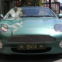 ASTON MARTIN DB7 VANTAGE V12 VOLANTE 29,495 Miles From New  [CAR NOW SOLD]