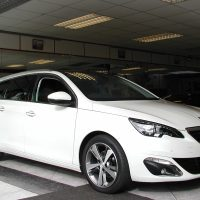 PEUGEOT 308 SW ESTATE ALLURE 1.6 115 HDI 31,724 MILES [Car Now SOLD]